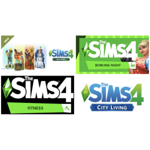 Humble Bundle The Sims 4 EA Play Sale: Up to 50% off