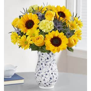 Radiant Sunshine Bouquet from $45