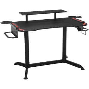 Respawn 3010 Pneumatic Height-Adjustable Gaming Computer Desk for $127