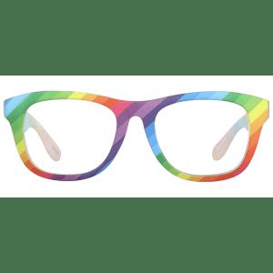 Rainbow Eyeglasses at Zenni Optical: from $10