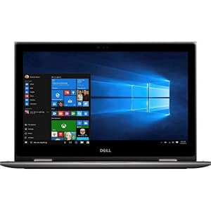 """Dell - Inspiron 2-in-1 15.6"""" Touch-Screen Laptop - Intel Core i7-16GB RAM - 512GB SD - Gray for $1,010"""