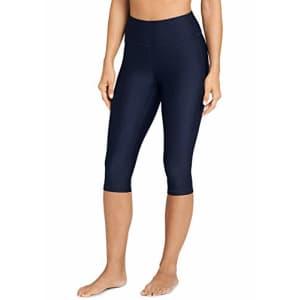 Jockey Women's Activewear Performance Judo Legging, Blue Velvet, l for $25