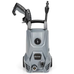 Costway 2,030-PSI Electric Pressure Washer for $76