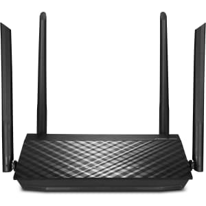 Asus AC1200 Dual Band WiFi Router for $50