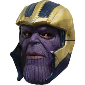 Rubie's Marvel: Avengers 4 Adults' Thanos 3/4-Mask for $18
