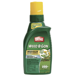 Ortho Weed B Gon 32oz. Weed Killer Concentrate for $5.99 for Ace members