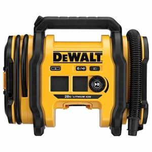 DeWalt DCC020IB 20V MAX Inflator for $126