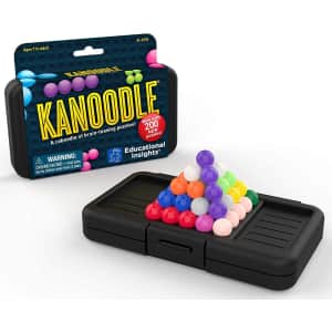 Educational Insights Kanoodle Puzzle Games for $7