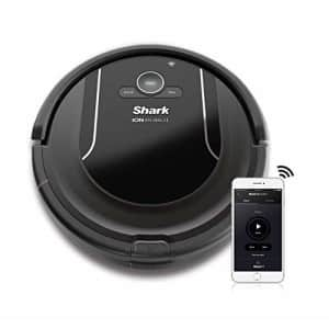 SHARK ION Robot Vacuum R85 WiFi-Connected with Powerful Suction, XL Dust Bin, Self-Cleaning for $149