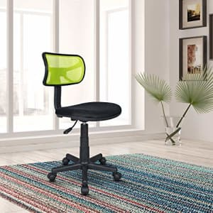 Techni Mobili Student Mesh Task Office Chair. Color: Lime for $57