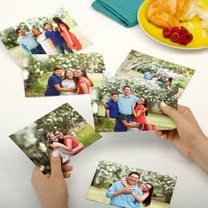 "Walgreen's 8"" x 10"" Photo Print for free"