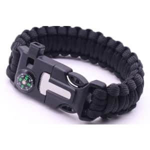 Xtreme Paracord Bracelet from $9