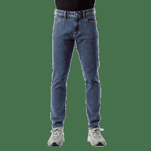 Jordache Vintage Men's Brad Athletic Slim Jeans for $17