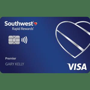 Southwest Rapid Rewards® Premier Credit Card: Earn 65,000 points