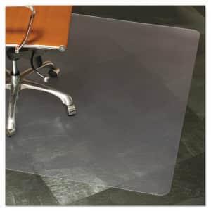 """ES Robbins Natural Origins 36"""" x 48'' Chair Mat for $45"""