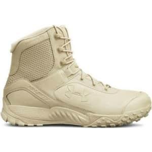 Under Armour Men's UA Valsetz RTS 1.5 Tactical Boots for $70