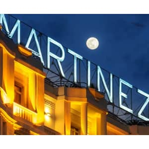 4-Night Suite Stay at Hotel Martinez in Cannes, France at Travelzoo: for $999