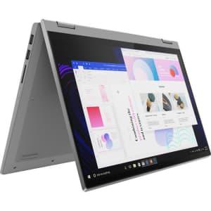 "Lenovo IdeaPad Flex 5 10th-Gen. i5 14"" Touch 2-in-1 Laptop w/ 512GB SSD for $649"