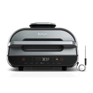 Ninja Foodi Smart XL 6-in-1 Indoor Grill w/ 4-Quart Air Fryer for $190