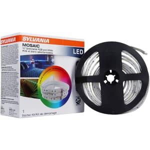 Sylvania LED Remote Control Light Strip for $29