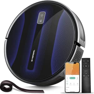 Sysperl Robot Vacuum Cleaner for $100