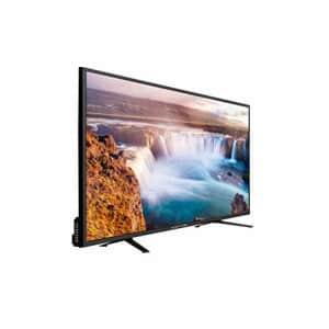 "Sceptre 65"" 4K Ultra HD 2160p LED 4X HDMI 2.0 HDTV 3840x2160, Metal Black 2018 for $496"