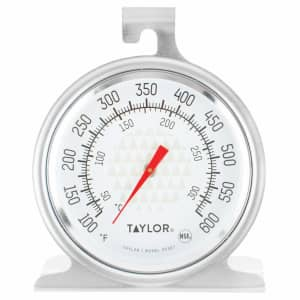Taylor TruTemp Oven / Grill Thermometer for $6