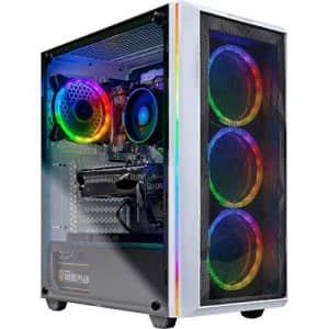 Skytech Chronos Gaming PC Desktop - AMD Ryzen 7 2700X, NVIDIA RTX 2070 Super 8GB, 16GB DDR4 (2X for $2,200