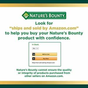 Nature's Bounty Niacin Flush Free 500 mg for $9