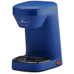 Kitchen Selectives Single Serve Coffee Maker for $10