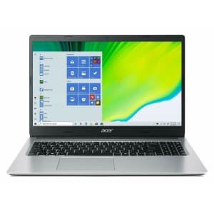 "Acer Aspire 3 AMD Ryzen 5 15.6"" Laptop for $430"