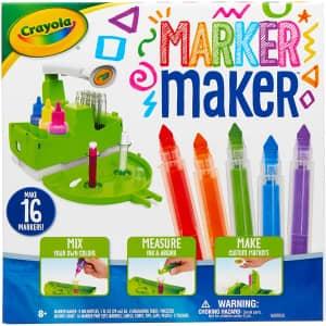 Crayola Marker Maker for $12