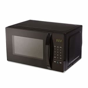 Amazon Basics Microwave, Small, 0.7 Cu. Ft, 700W, Works with Alexa for $159