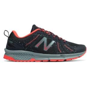 New Balance Women's 590v4 Trail Running Shoes for $40