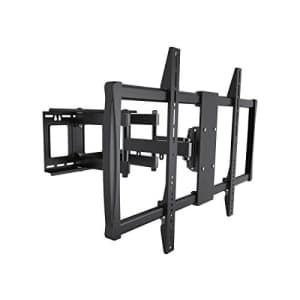 Monoprice Stable Series Full-Motion Articulating TV Wall Mount Bracket for TVs 60in to 100in Max for $50