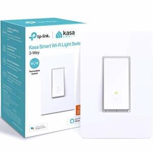 Kasa Smart 3-Way Smart Switch Kit 2-Pack for $40