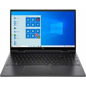 2020 HP Envy x360 2-in-1 15.6 FHD IPS Touchscreen Laptop, AMD Ryzen 5 4500U Upto 4.0GHz, Amazon for $1,050