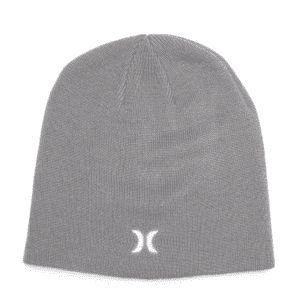 Hurley Icon Staples Knit Beanie for $5