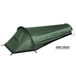 1-Person Sleeping Bag Tent for $42