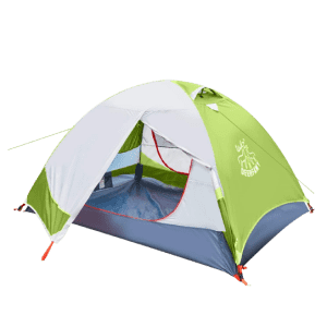 Deerfamy 2-Person Compact Camping Dome Tent for $20