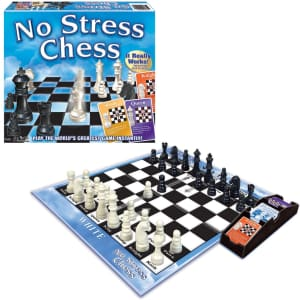 Winning Moves No Stress Chess for $10