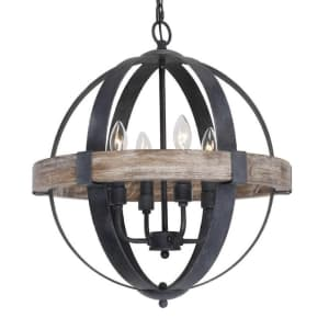 Lighting at Lowe's: Up to 20% off