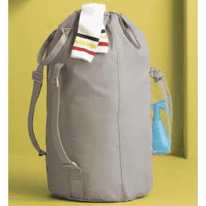 Room Essentials Laundry Bag with Pocket for $6