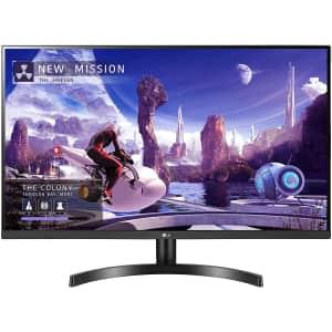"""LG FreeSync HDR QHD 27"""" IPS LED Monitor (2020) for $230"""