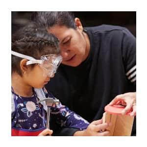 Lowe's Kids' Workshop DIY Periscope Kit: Free