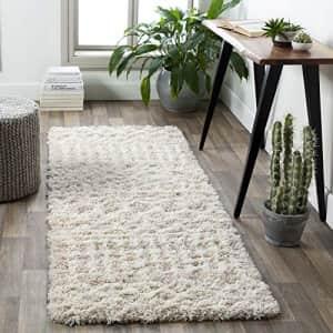 "Artistic Weavers Hapsburg Beige Area Rug, 2'7"" x 7'3"" for $192"