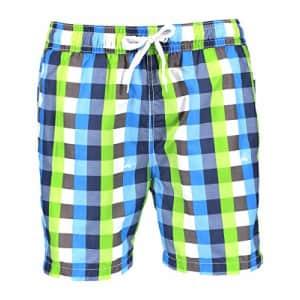 Kanu Surf Men's South Beach Swim Trunks (Regular & Extended Sizes), Byron Navy, XX-Large for $13