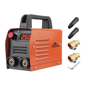 Topshak 250A 110V Portable Welding Machine for $49