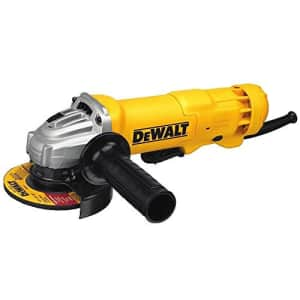 """DeWalt 11A 4.5"""" Angle Grinder for $102"""