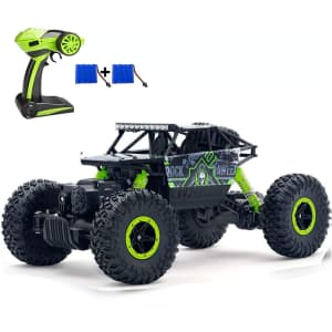 SZJJX Off-Road Remote Control Car for $15